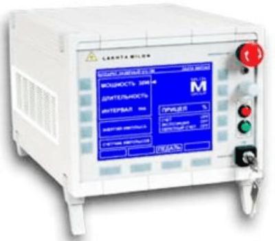 Лазерный аппарат для прижигания эрозии
