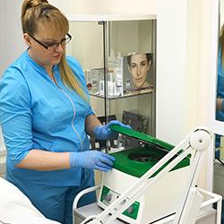 plazmolifting v klinike lic zony vvedeniya
